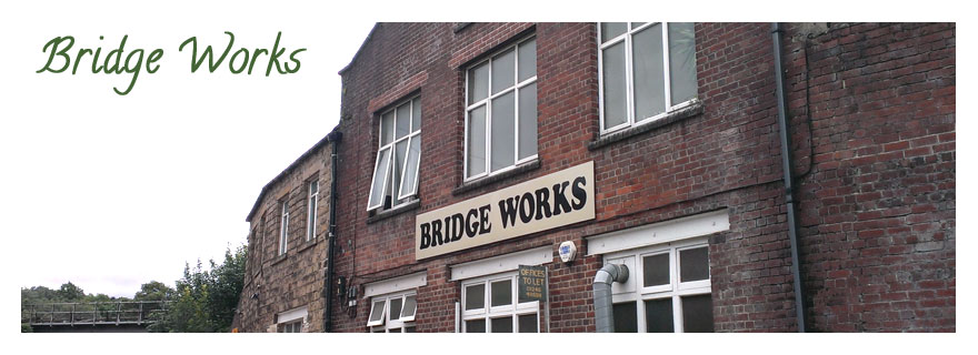 Bridge Works Mill Lane Exterior