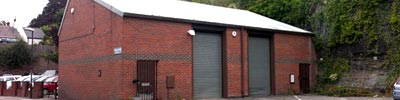 Collins Yard Units Dronfield